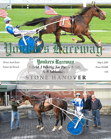 20190506 Race 1 - Stone Hanover