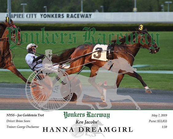 20190507 Race 2- Hanna Dreamgirl 2