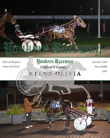 20191101 Race 9-keene olivia