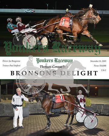 20191111 Race 4- Bronsons Delight