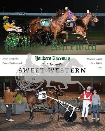 20191111 Race 3- Sweet Western