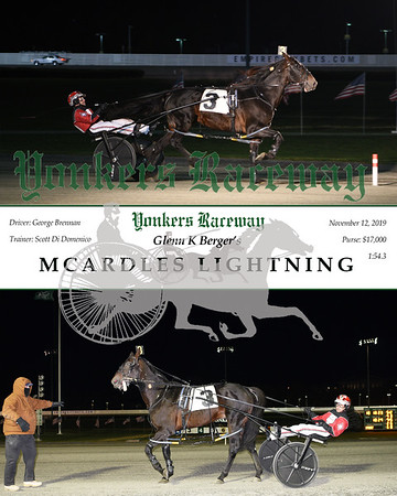20191211 Race 10- mcardles lightning