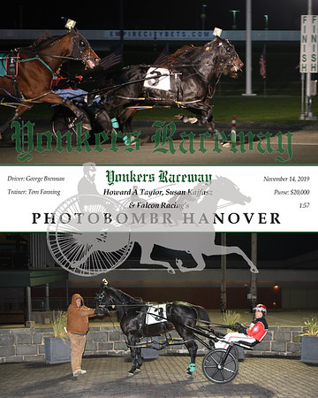 20191411 Race 8- Photobombr hanover