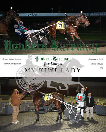 20191411 Race 7-a- my kiwi lady