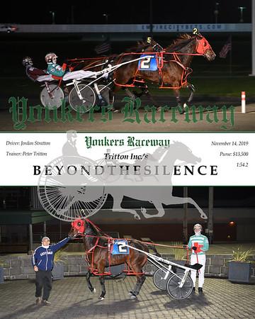 20191411 Race 1- beyondthesilence