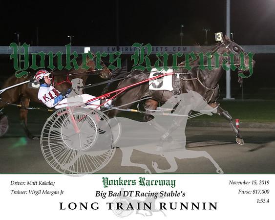 20191115 Race 6- Long Train Runnin 3