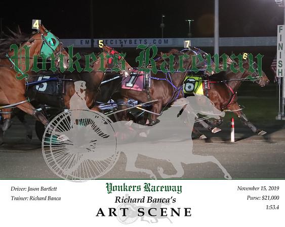 20191115 Race 5- Art Scene 2