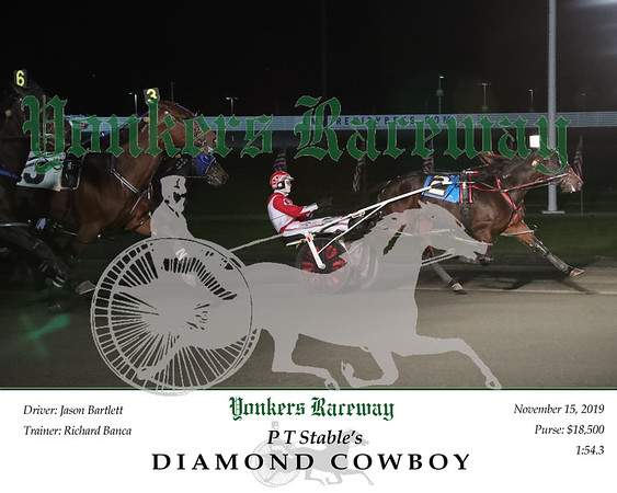 20191115 Race 3- Diamond Cowboy 2