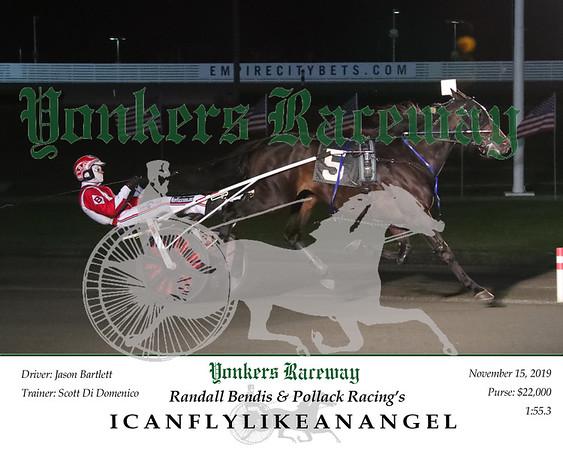 20191115 Race 9- Icanflylikeanangel