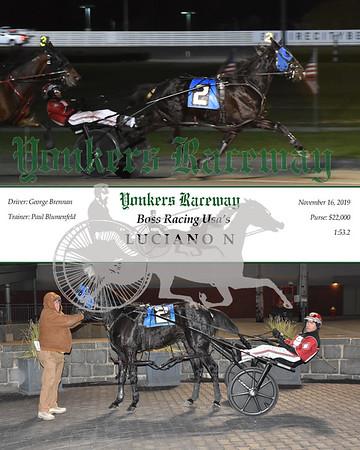 20191611 Race 4- luciano n