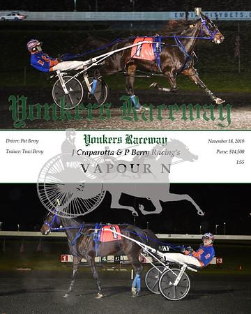 20191118 Race 10-Vapour N