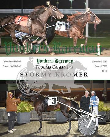 20191102 Race 2- stormy kromer