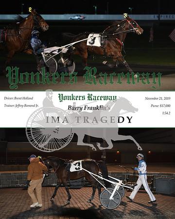 20191121 Race 7 - Ima Tragedy N