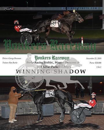 20191122 Race 2 - winning shadow