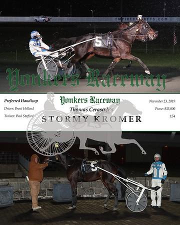 20191123 Race 8- Stormy Kromer