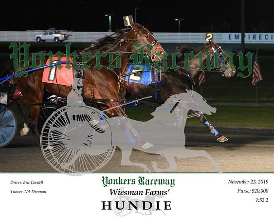 20191123 Race 4- Hundie N 3