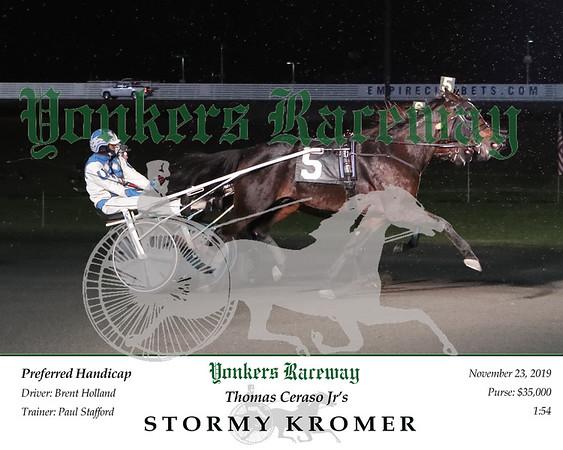 20191123 Race 8- Stormy Kromer 2
