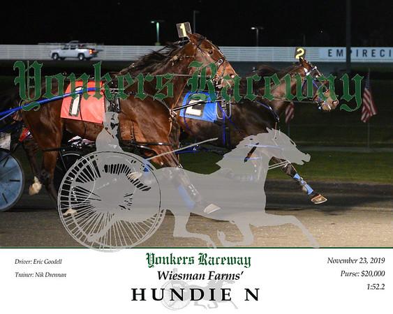 20191123 Race 4- Hundie N 4