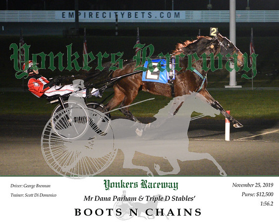 20191125 Race 2- Boots N Chains 2