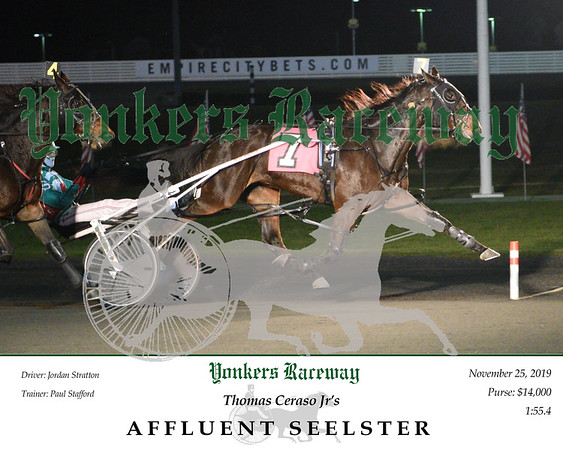 20191125 Race 1- Affluent Seelster 2