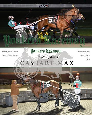 20191125 Race 12- Caviart Max