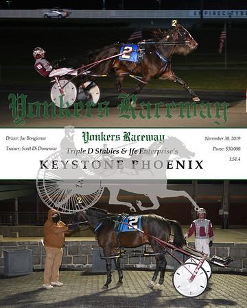 20193011 Race 5- keystone phoenix