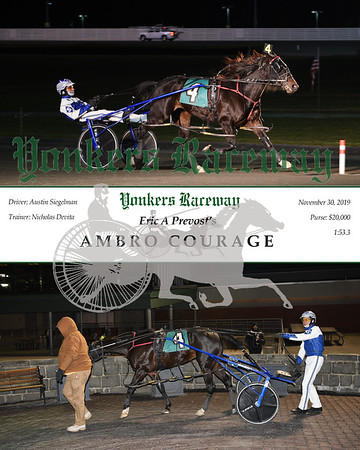 20193011 Race 7- Ambro Courage