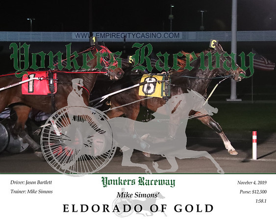 20191104 Race 2- Eldorado Of Gold S 2