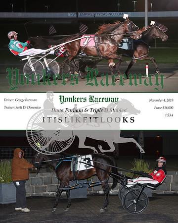 20191104 Race 5- Itislikeitis