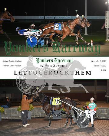 20191105 Race 6-Luttucerockthem