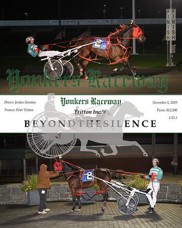 20191105 Race 1- Beyondthesilence
