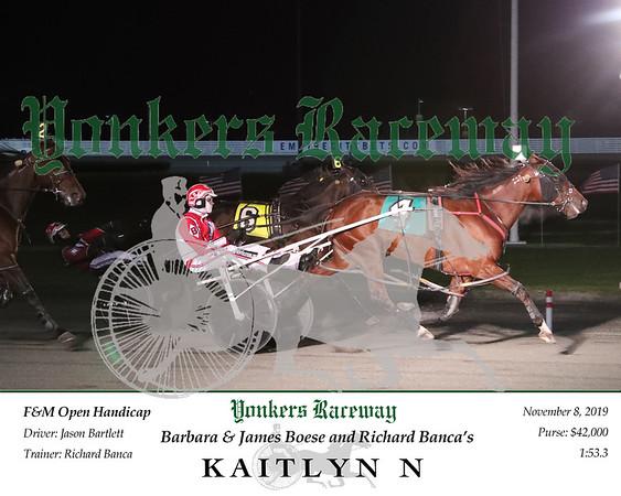 20191108 Race 6- Kaitlyn N 2