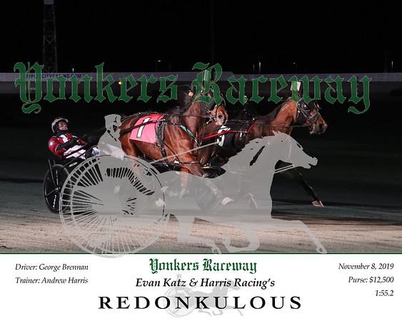 20191108 Race 1- Redonkulous 2