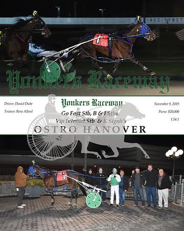 20190911 Race 7- ostro hanover