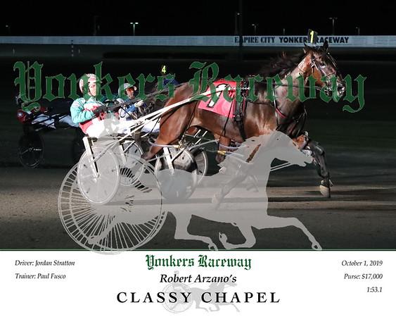 20191001 Race 7- Classy Chapel N 3