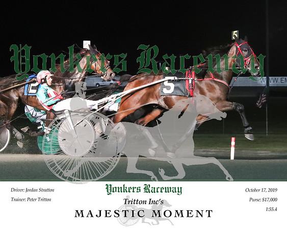 20191001 Race 11- Majestic Moment N 4