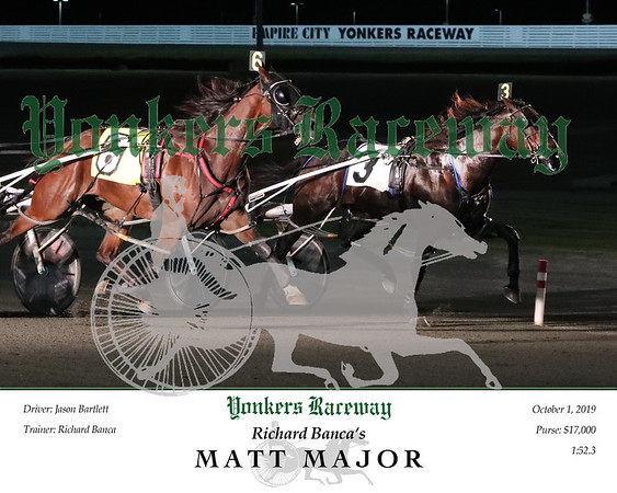 20191001 Race 4- Matt Major 2