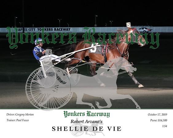 20191001 Race 10- Shellie De Vie