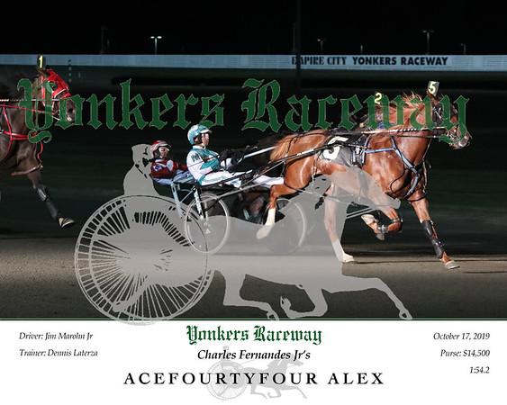 20191001 Race 9- Acefourtyfour Alex 2