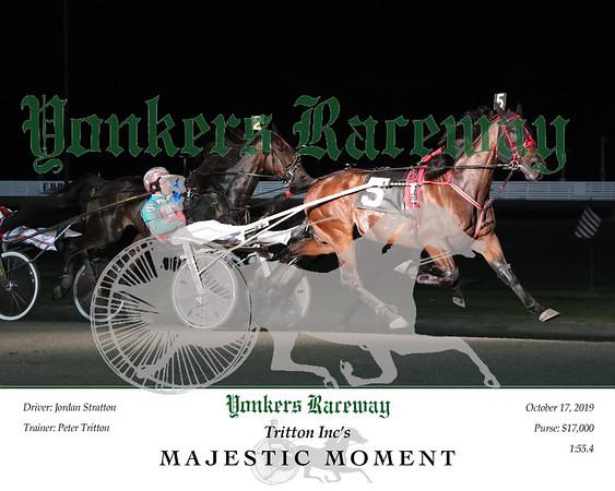 20191001 Race 11- Majestic Moment N 3
