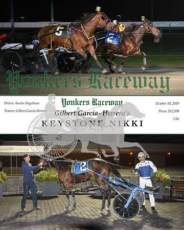 10102019 Race 5- keystone nikki