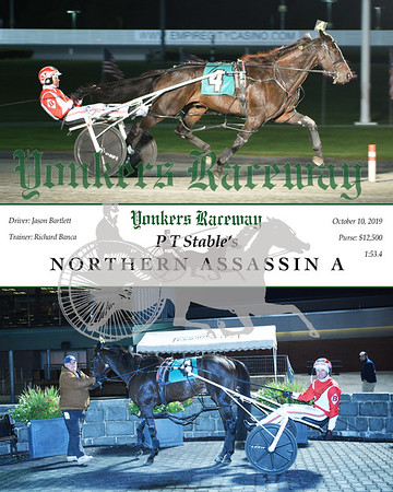 10102019 Race 1- northern assassin a