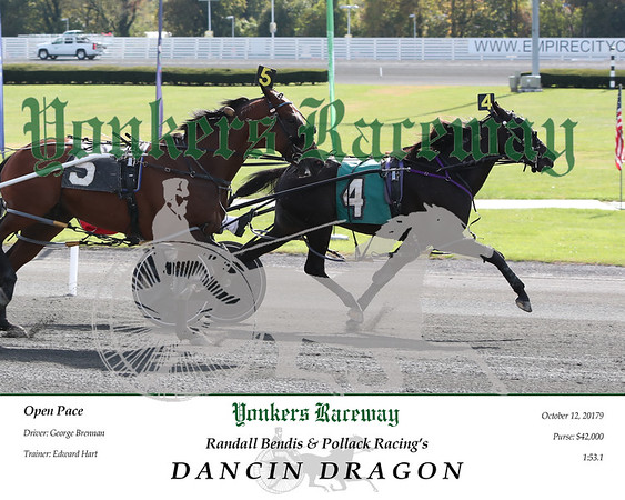 20191012 Race 6- Dancin Dragon 2