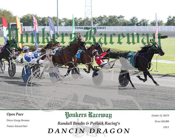 20191012 Race 6- Dancin Dragon 1