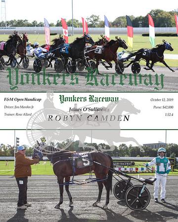 20191012 Race 5- Robyn Camden