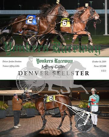 10142019 Race 11- denver seelster