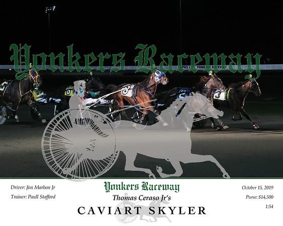 20191015 Race 11- Caviart Skyler