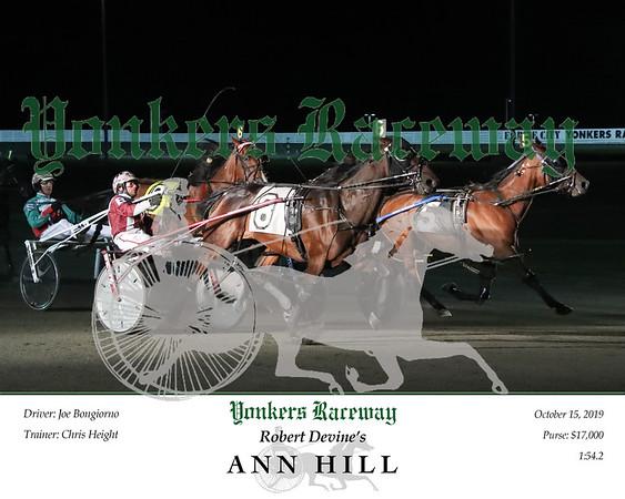 20191015 Race 10- Ann Hill 2