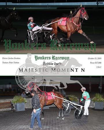 20191015 Race 6- Majestic Moment N