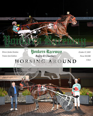 20191017 Race 1- Horsing Around